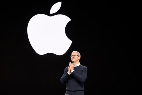 5G手机消息刺激?苹果3连涨市值