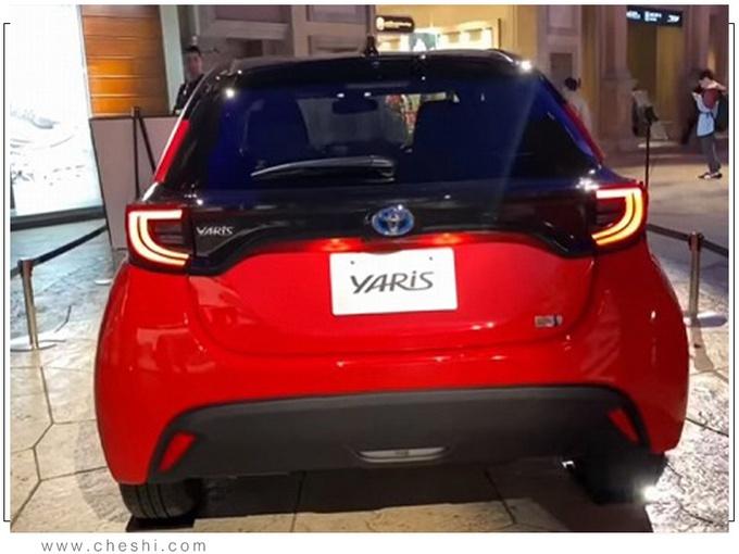 13天后发布!丰田新雅力士,明年2月上市,多动力车型,增混动
