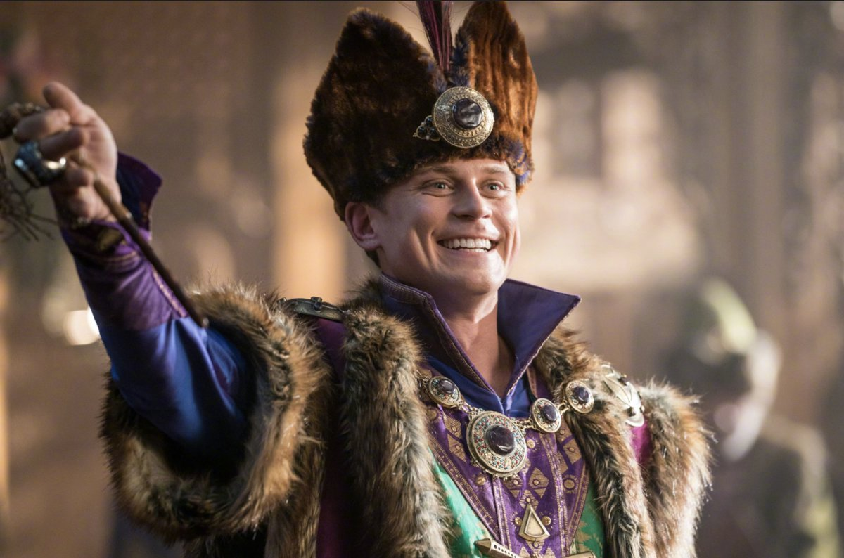 迪士尼将拍真人版《阿拉丁》衍生电影,聚焦安德斯王子