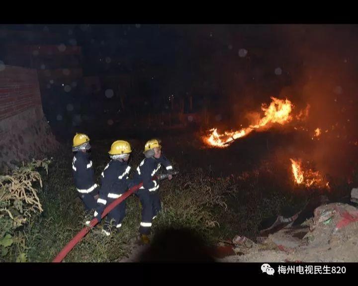 突发!五华转水发生山火,火势凶猛……