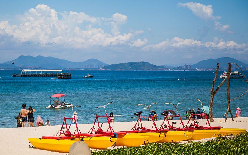 海南三亚市长:今年三亚免税城销