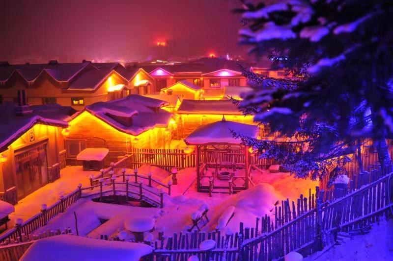 连续四年雪乡过年 雪乡就是我们第二个家