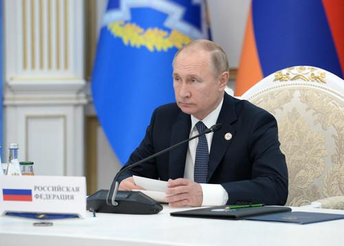 俄罗斯愿延长战略武器军控条约