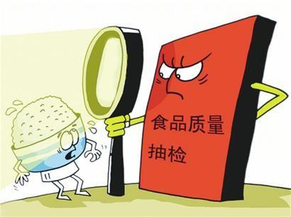 广东抽检发现22批次食品不合格 其中部分来自江门