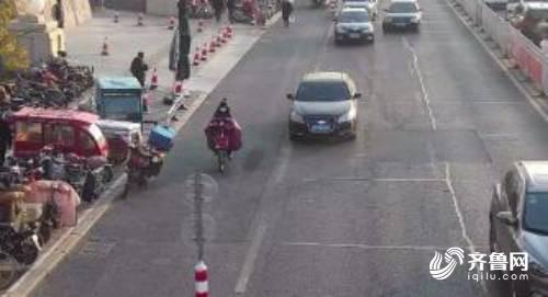 司机注意!德城区这些路段停车超过3分钟将被电警抓拍