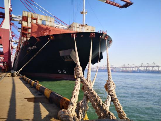 山东:青岛港5G 自动化码头投产运营,对标世界一流智慧港口