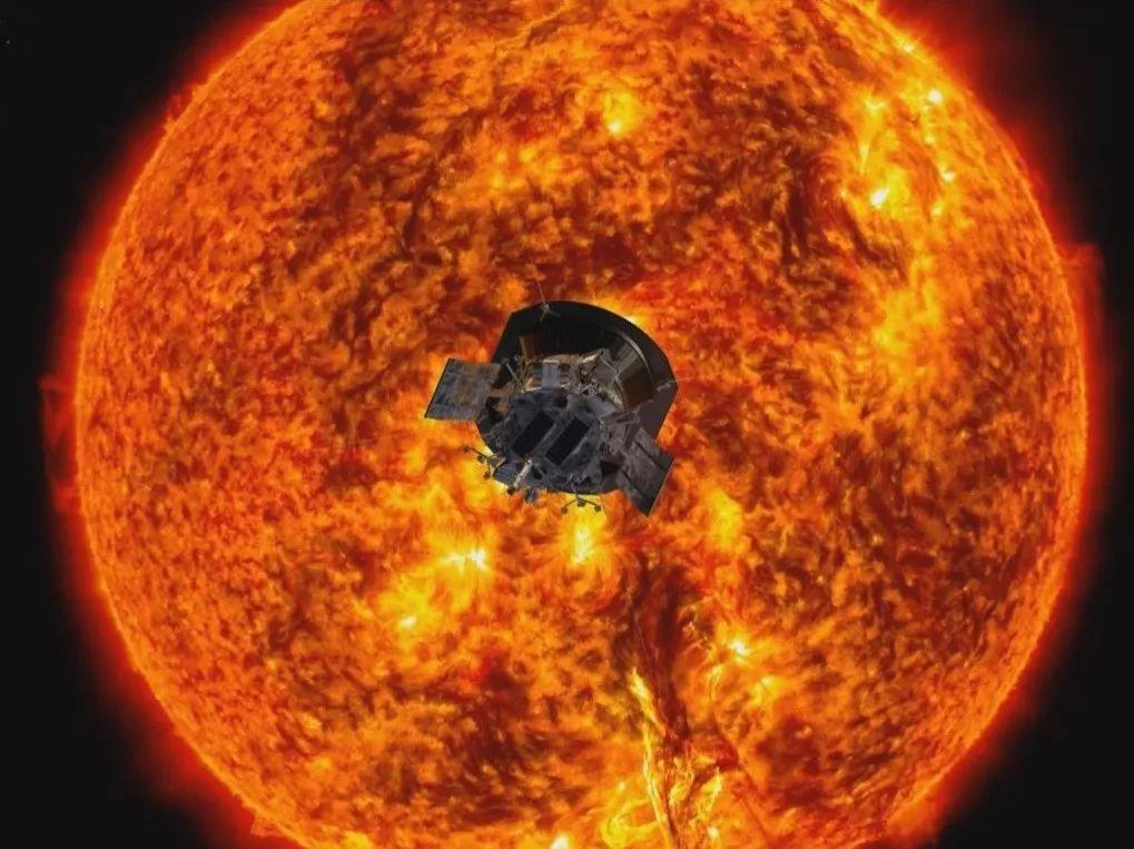 """NASA太阳探测器有""""惊人发现""""(文末有彩蛋)"""