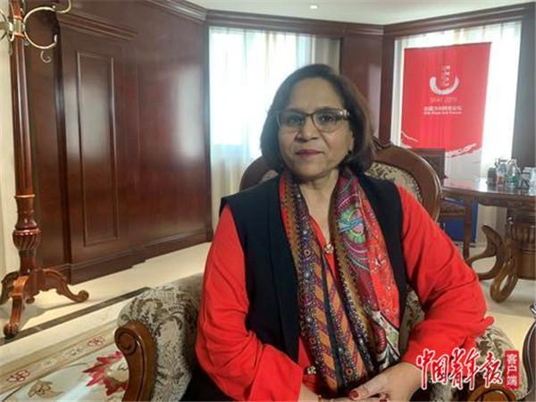 """专访巴基斯坦驻华大使哈什米:提升沿线国家人民生活水平是""""一带一路""""建设的终极意义之所在"""