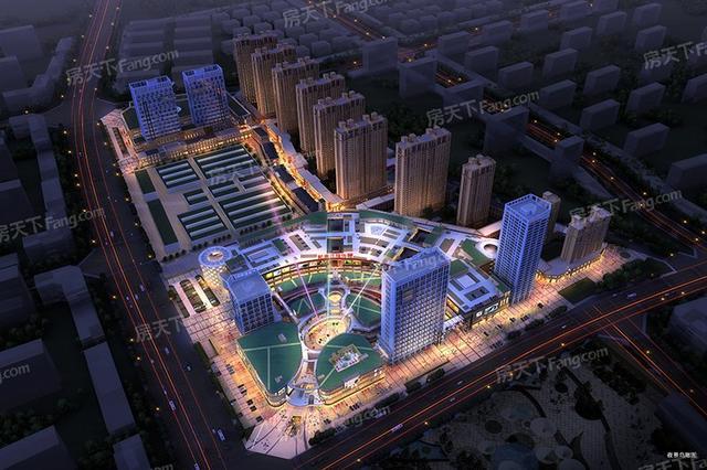 亿联世贸中心怎么样 亿联世贸中心房价走势