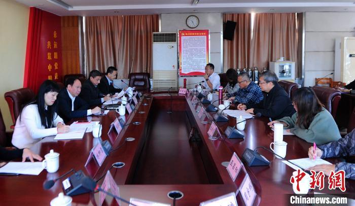 台湾体育大学副校长率团取经广西体育文化建设