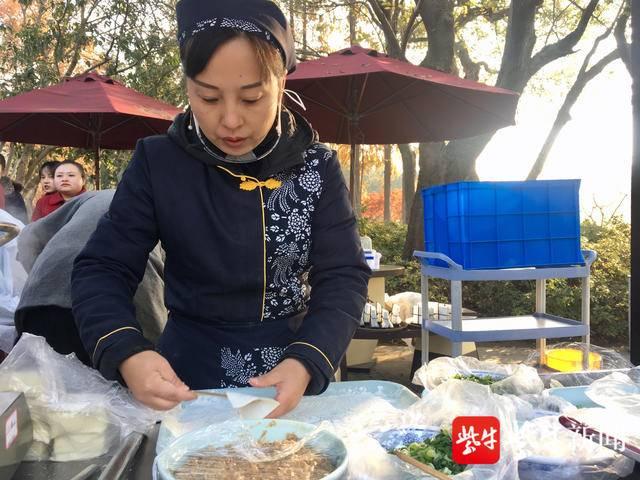 【视频】淮扬经典美食,五亭桥畔摆下擂台赛