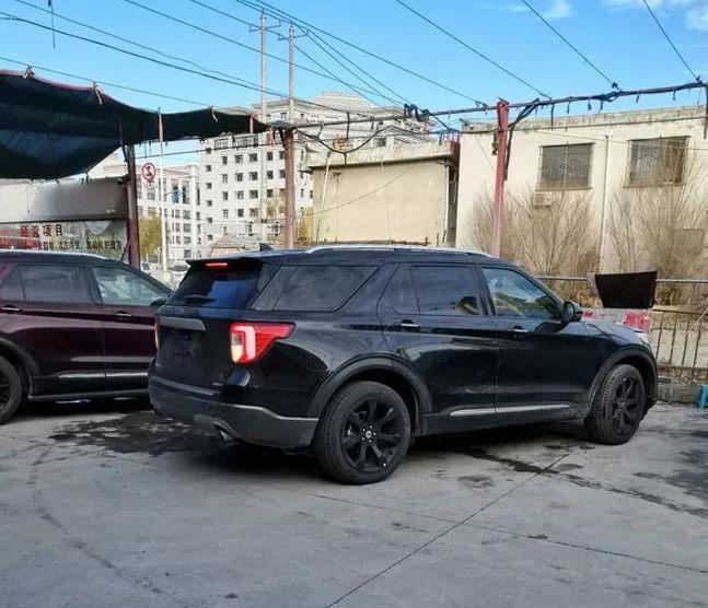 福特终于发大招,全新SUV造型霸气,预计明年上市,内饰抢先看