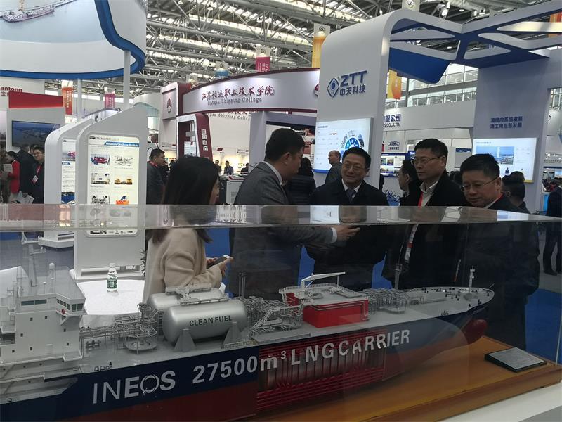 南通聚焦船舶海工产业 加快产业发展动能转换