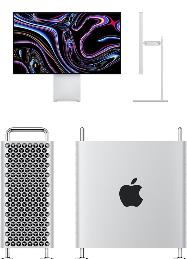 苹果通知Mac Pro/Pro Display XDR 12月10日开售:顶配超30万