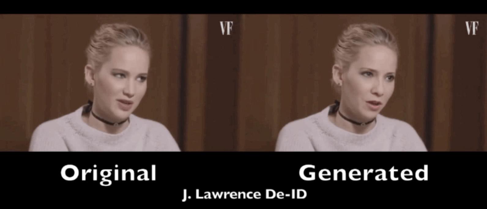 Facebook开发反人脸识别技术,实时视频也同样可用