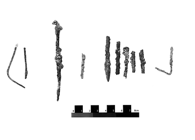 秦都咸阳城首次发现石铠甲制作遗
