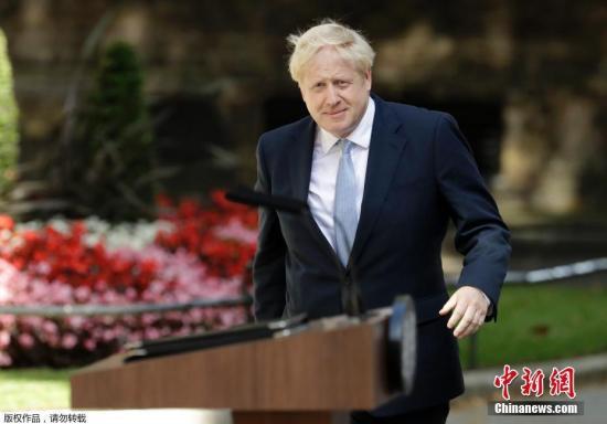 英国大选将登场 约翰逊再允诺实现脱欧