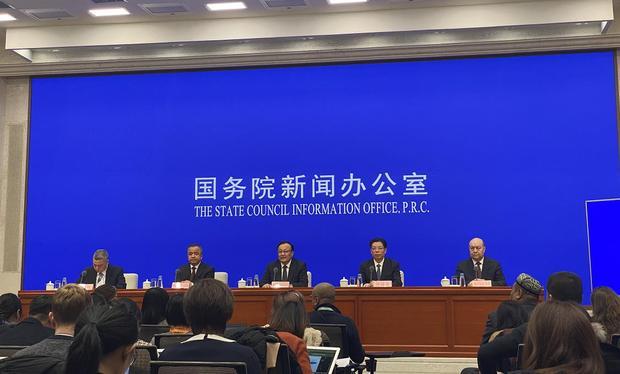 新疆局势 涉疆法案 教培中心…… 这场发布会回应了新疆这些热点问题