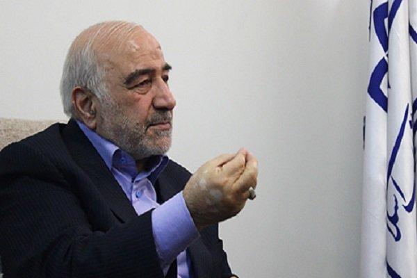 △前伊朗驻华大使、国际问题专家曼苏里