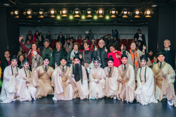 北站戏曲文化节居民戏曲达人与大师同台传唱古今