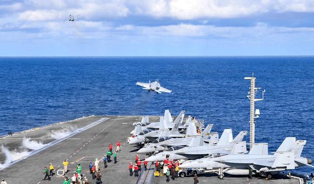 比想象的更糟糕,美国海军航母运用捉襟见肘,杜鲁门号已凸显弊端