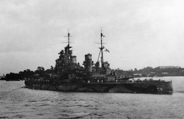 偷袭珍珠港三天后就袭击英国军舰 二战日本海军狂妄到没边了