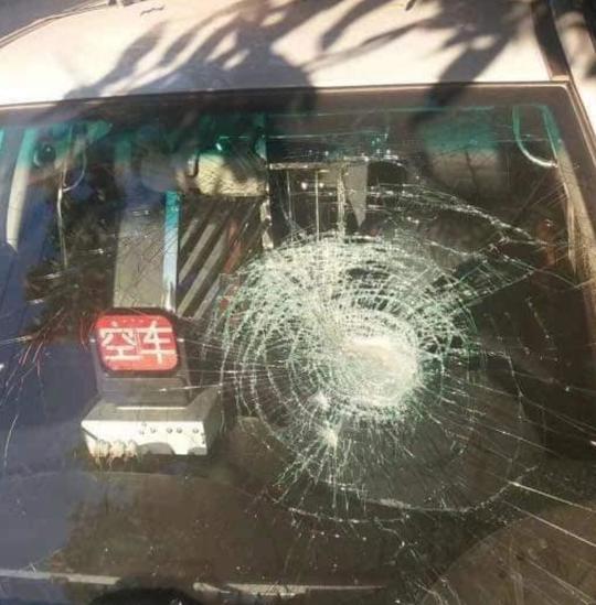柬埔寨西港出租车载送中国客人频繁被砸 引中国籍司机恐慌