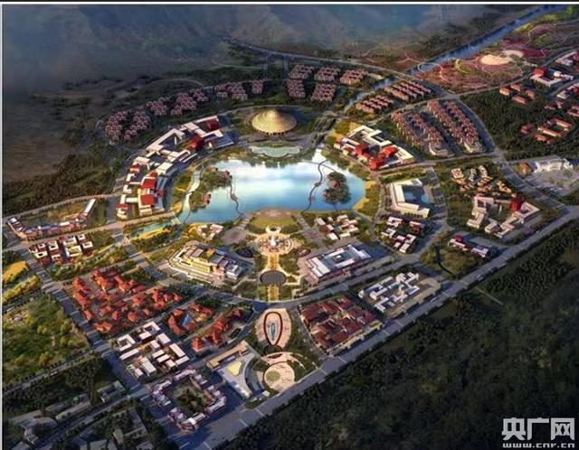 全国海拔最高文创园区珠峰文化旅游创意产业园初具规模