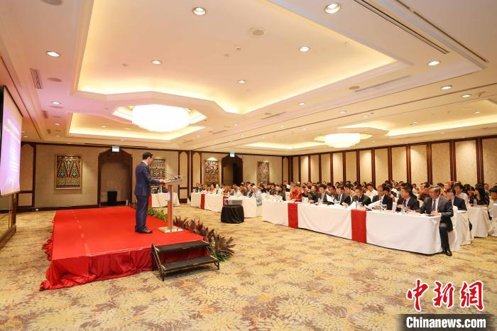 中国辽宁-印尼经贸交流推介会在雅加达举行