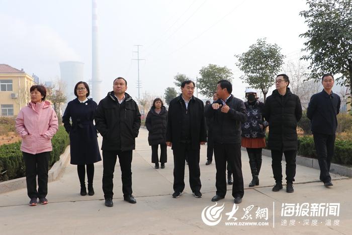 """""""推进黄河生态经济带建设""""民革省委调研组到菏泽市调研"""