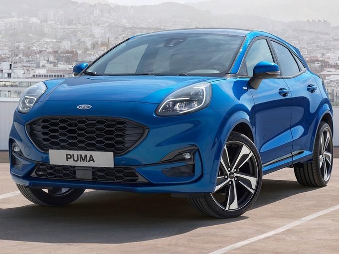 福特全新PUMA售价泄漏!搭1.0T,外观超运动,看完内饰爱上了