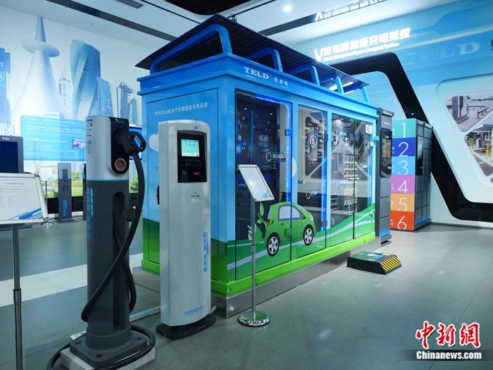 """新能源车充电保障揭秘:每次充电都是一次""""体检"""""""