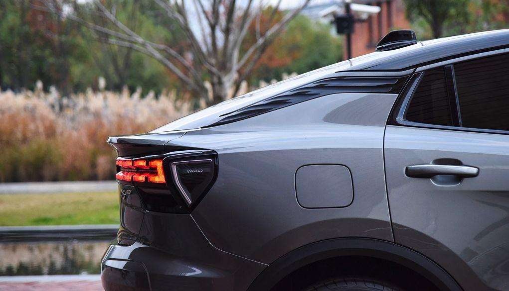 领克新车亮相,气势不输宝马X4,内饰设计再度进化