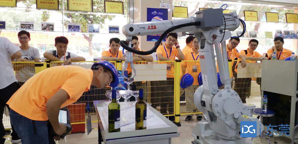 市总工会为东莞高质量发展凝聚工人力量
