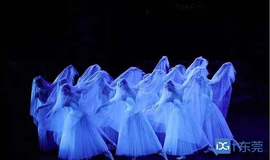 经典芭蕾舞剧《吉赛尔》周四玉兰上演