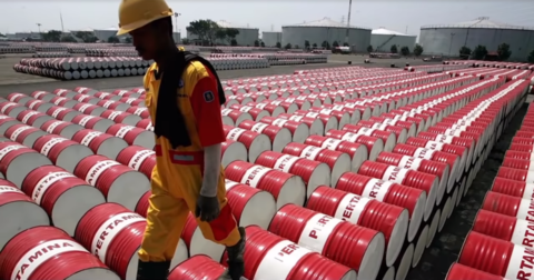 成为第一大产油国后,美国破产油