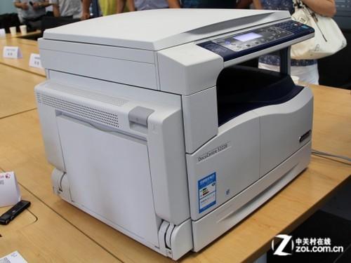 企业办公更省心富士施乐S2420CPS复印机