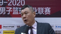 赛后采访-天津主教练刘铁:我们和四川水平打法都差不多,他们在大胜后没有调整好心态