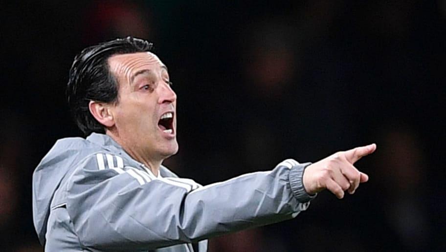 埃梅里:要不是运气差,我差点成为世界第一主教练