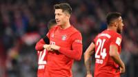 德甲-莱万两球+绝杀格纳布里两传一射 拜仁3-2帕德博恩