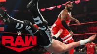 RAW1396:道金斯vs巴迪墨菲 赛斯罗林斯看不得小弟落败 出手干扰