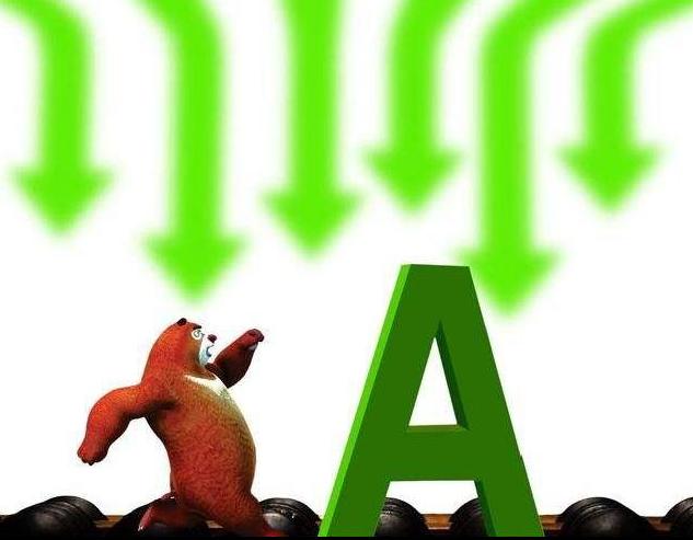 """A股:今天这一""""跌"""",意味着什么?"""