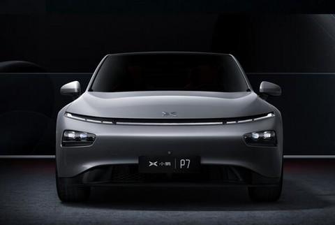 小鹏汽车正式启动智能电动轿跑小鹏P7大规模交付