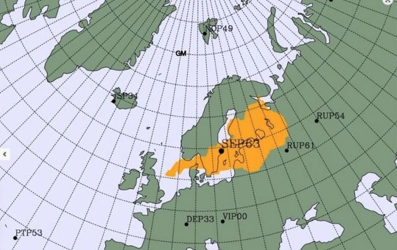 爱沙尼亚在空气中检测到少量的核粒子 尚不清楚来源