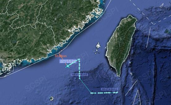连续第三天!美国军机被曝又对中国实施抵近侦察 这次距广东海岸不到100公里图片