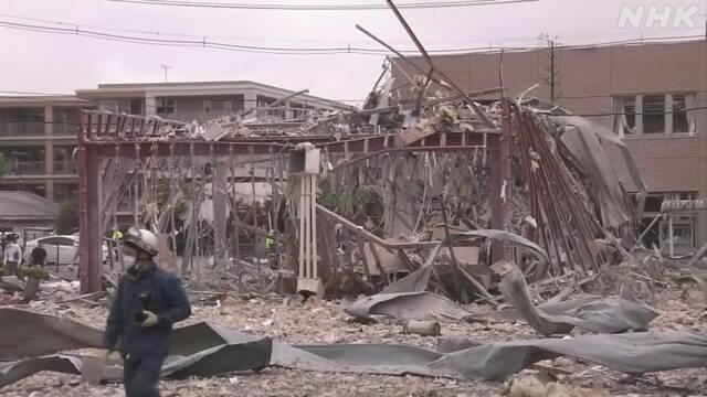 日本福岛发生爆炸11人受伤 目击者:像地震了一样