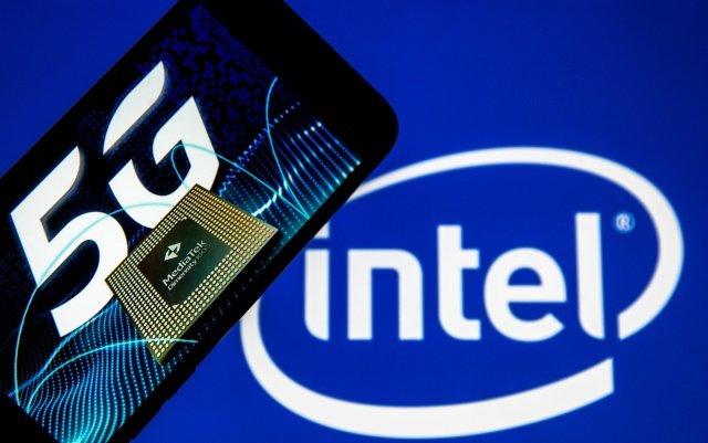 联发科英特尔合作推出用于笔记本的5G调制解调器