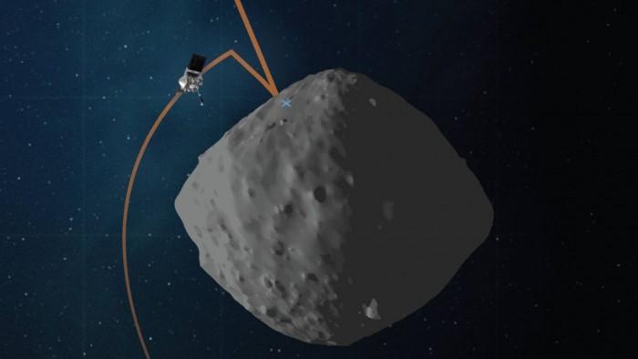 NASA的OSIRIS-REx任务在执行小行星着陆前  将进行第二次预演
