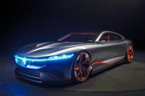 东风公司发布岚图汽车品牌战略