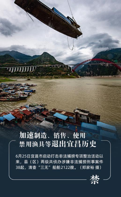 [赢咖3主管]图|宜昌赢咖3主管十年禁渔护航图片